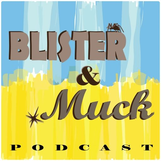 Blister and Muck logo